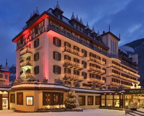 Hotels Zermatt  Sterne